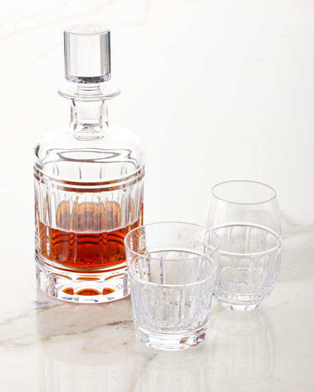 Bolton Crystal Decanter