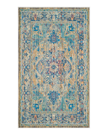 Dawkins Power-Loomed Rug, 6' x 9'