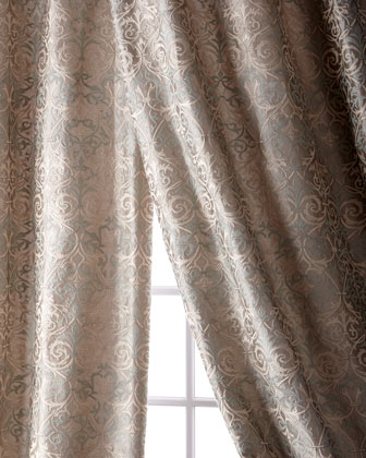 Abound Taffeta Curtain, 108