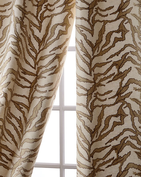 Sherwood Linen/Cotton Curtain, 108""