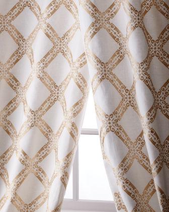Stag Linen/Cotton Curtain, 108
