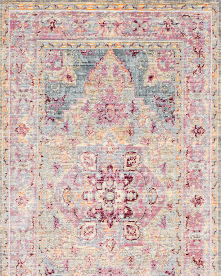 Baines Power-Loomed Rug, 9' x 12'