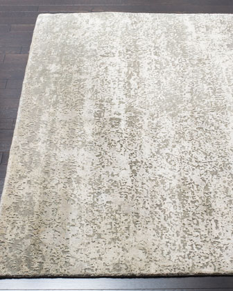 Swann Hand-Knotted Rug