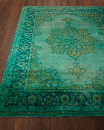 Lotus Hand-Tufted Wool Rug