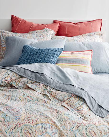 Cayden Paisley King Comforter Set