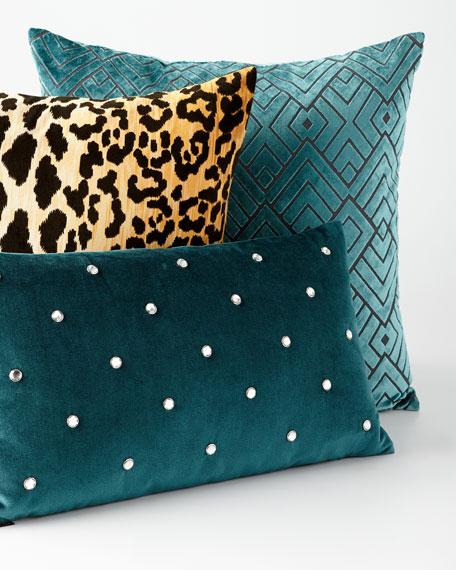 Jewel Laguna Lumbar Pillow