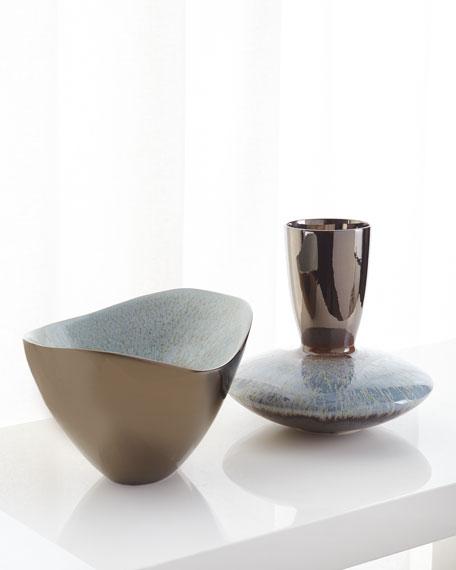 Marta's Vase, Bronze Reactive
