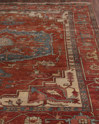 Drogo Hand-Knotted Rug