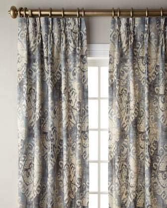 Ikat Blackout Curtain  120L and Matching Items