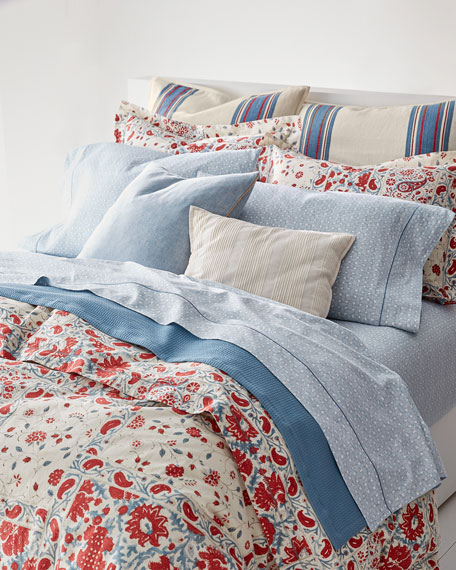 Kelsey Herringbone Full/Queen Coverlet