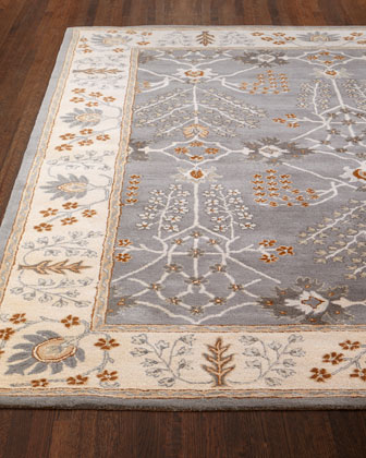 Casper Hand-Tufted Rug, 8' x 10' and Matching Items