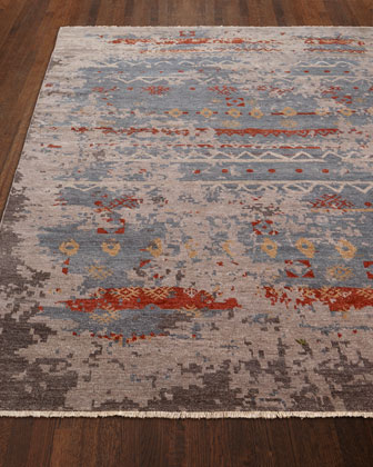 Daisa Clay Hand-Knotted Rug