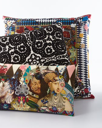 Mystere Arlequin Pillow, 24