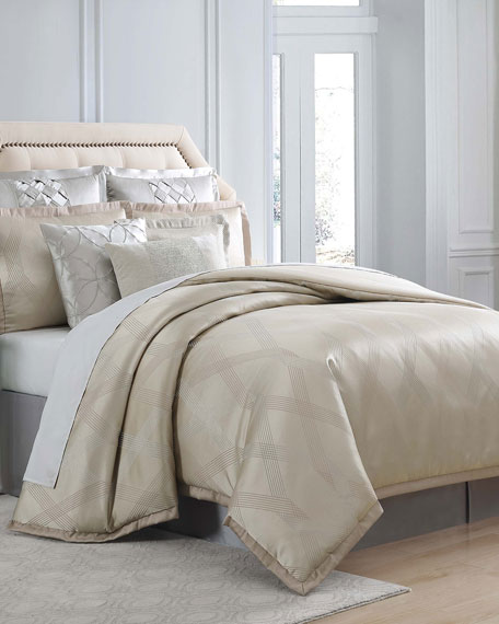Tribeca California King Duvet Set