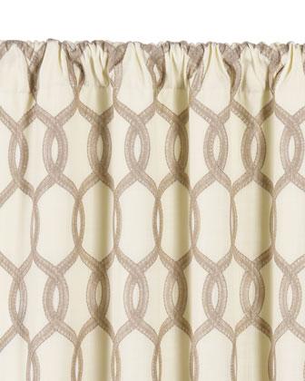 Gresham Rod Pocket Curtain Panel