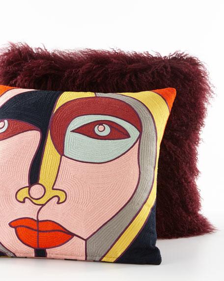 """Paloma Pillow, 20""""Sq."""
