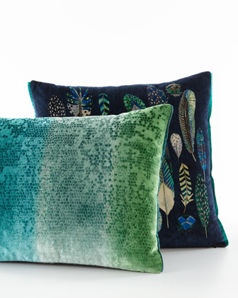 Quill Cobalt Cushion Pillow and Matching Items