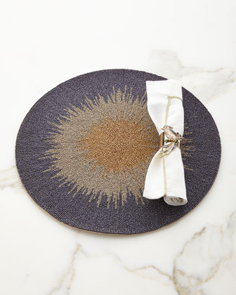 Ombre Placemat and Matching Items
