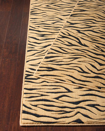 Bewitched Tiger Rug