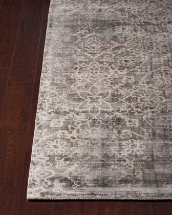 Dauphine Hand-Loomed Rug, 8' x 11' and Matching Items