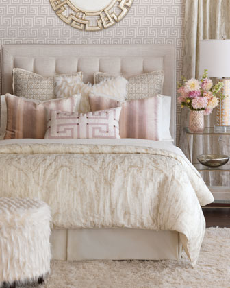Edris Ivory Pillow and Matching Items