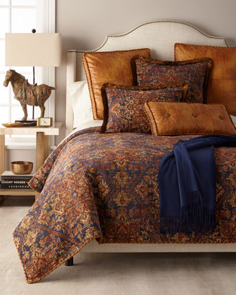 Hamaden Medallion King Duvet  and Matching Items