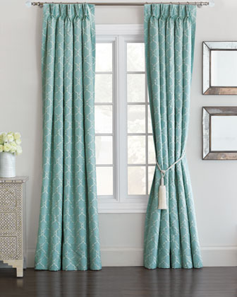 Theodore Rod Pocket Curtain Panel