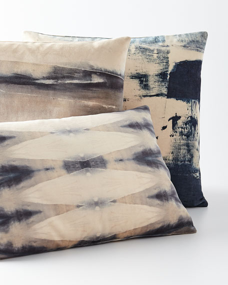 "Strand Textile No. 1 Pillow, 16"" x 24"""