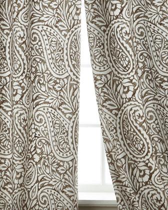 Rapture Linen/Cotton Drape, 96