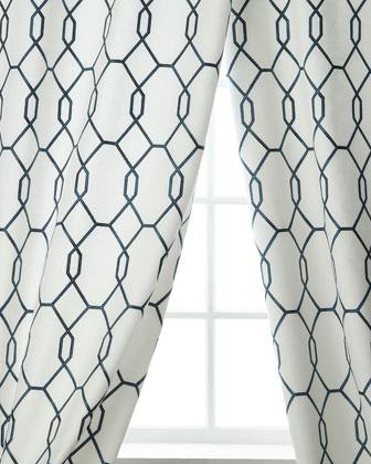 Entity Linen/Cotton Drape  96L and Matching Items