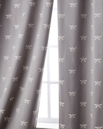 Imperial Dragonfly Curtain
