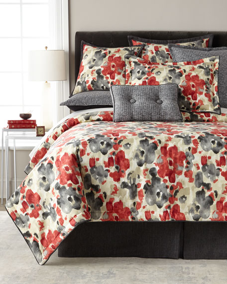 Grand Play 3-Piece Queen Comforter Set