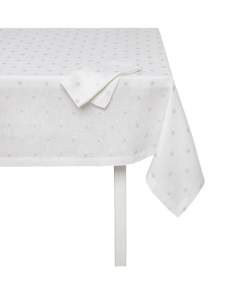 """Vogue Tablecloth, 66"""" x 108"""""""