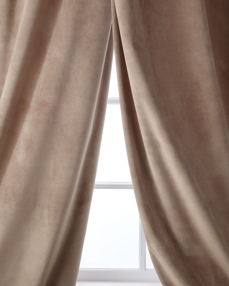 Addison Curtain Panel Pair, 84""