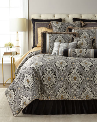 Rockwell Queen Comforter  and Matching Items