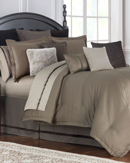 Glenmore King Comforter Set