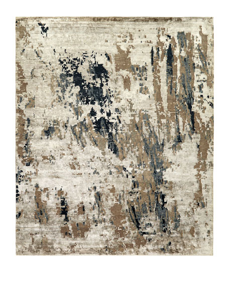 """Ursula Hand Knotted Rug, 2'6"""" x 10'"""