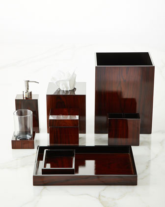 Madera Lotion Dispenser  and Matching Items