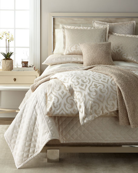 Scroll King Duvet Set