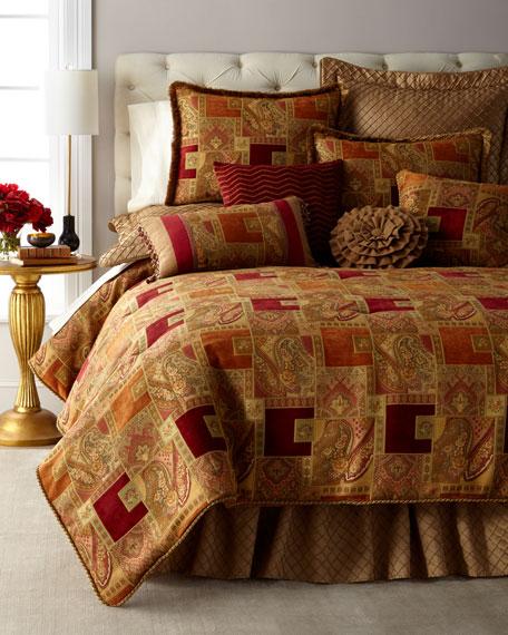 """Panorama Boudoir Pillow, 12"""" x 24"""""""