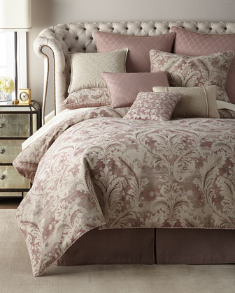 Victoria Orchid King Comforter Set  and Matching Items