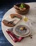 Siam Dessert/Salad Plate, Multi
