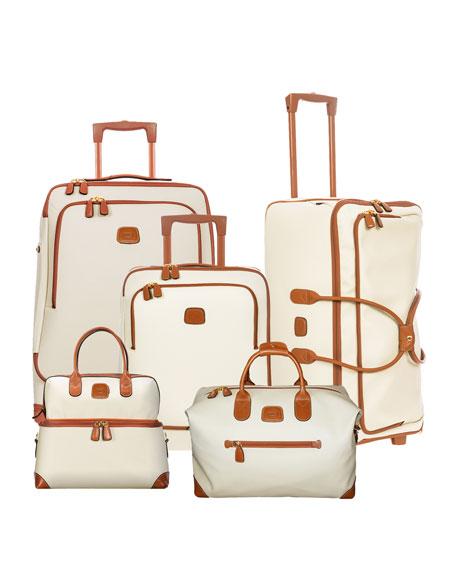Firenze Cream Tuscan Train Case Luggage