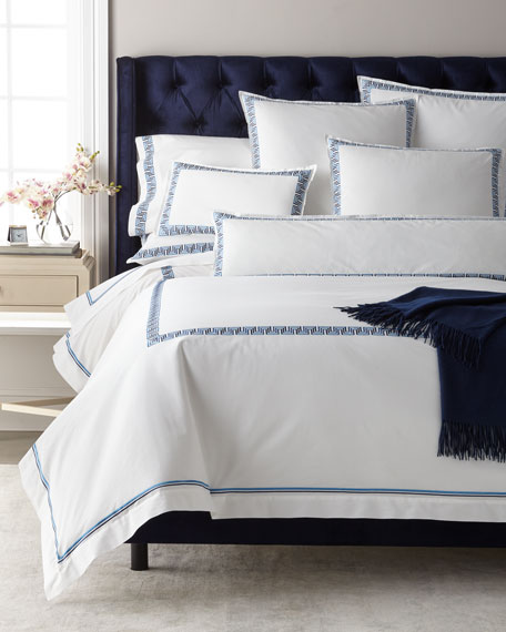 Casa Branca for SFERRA<br>Labirinto Full/Queen Duvet Cover