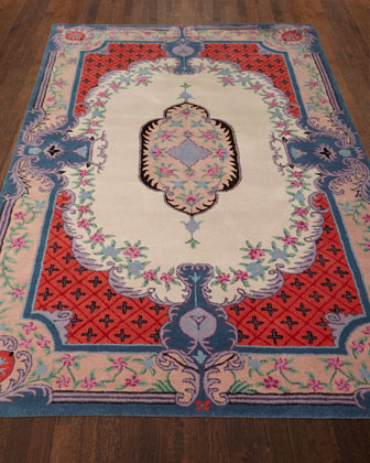 Samantha Hand-Tufted Rug, 5' x 8' and Matching Items