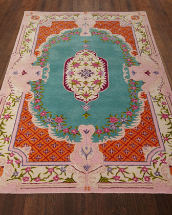 Jeffers Hand-Tufted Rug, 4' x 6' and Matching Items
