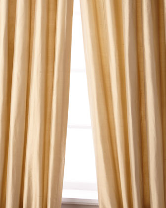 Palace Silk Curtain, 90