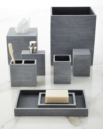 Slate Lotion Dispenser and Matching Items