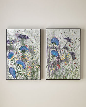 Ja Ding's Meadow Wall Art and Matching Items