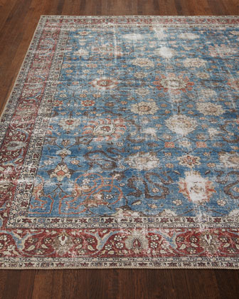 Mirilan Power-Loomed Rug, 5' x 7.6'  and Matching Items